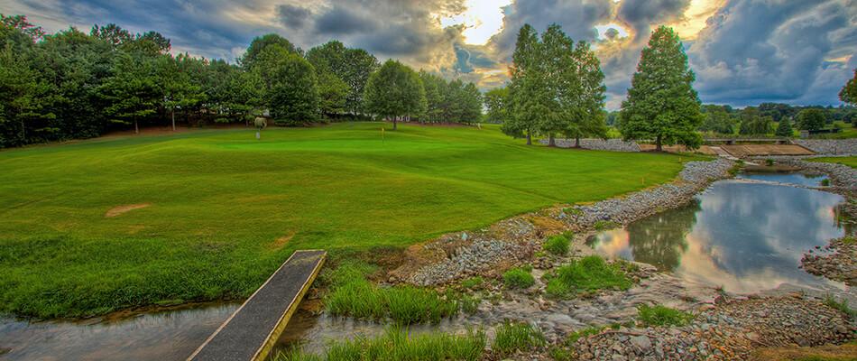 Golf Scramble at Willow Creek Golf Course